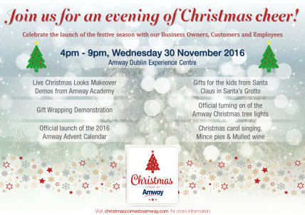 chsistmas-comes-to-amway-event-poster-dublin